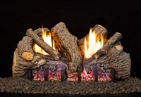 Foothill Oak Log Set (G19A)