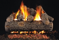 Golden Oak Designer Plus Log Set