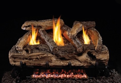 "20"" Split Oak Designer Vent-Free Logs for G9 Burner System"