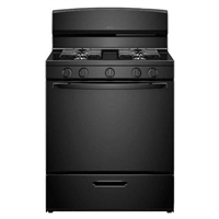 Amana 30-inch Gas Range with EasyAccess Broiler Door