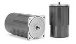 M8RX25SB4DGA...ELECTROMAGNETIC BRAKE MOTOR, SINGLE PHASE, ROUND SHAFT, LEADWIRE TYPE, 80MM SQ. SIZE, 25WATT,  110/115VAC