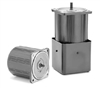 M8RX25SV4GGA...PANASONIC VARIABLE SPEED REVERSIBLE MOTOR, LEADWIRE TYPE, ROUND SHAFT 80MM SQ. SIZE, 25WATT, 220/230V