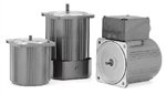 M9MZ90G4YGA...PANASONIC 3-PHASE MOTOR, LEADWIRE TYPE, PINION SHAFT, 90MM SQ. SIZE, 90WATT, 200/220/230V