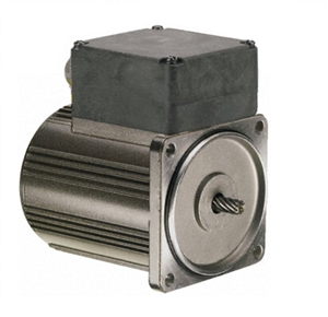 M9MZ90GK4CGA...PANASONIC 3-PHASE MOTOR, SEALED CONNECTOR TYPE, PINION SHAFT, 90MM SQ. SIZE, 90WATT, 380/400V