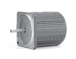 M9MZ90SB4YGA...ELECTROMAGNETIC BRAKE MOTOR, THREE PHASE, ROUND SHAFT, LEADWIRE TYPE, 90MM SQ. SIZE, 90WATT,  200/220/230VAC