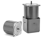 M9RX40SV4DGA...PANASONIC VARIABLE SPEED REVERSIBLE MOTOR, LEADWIRE TYPE, ROUND SHAFT, 90MM SQ. SIZE, 40WATT, 110/115V