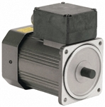 M9RZ90SK4GGA...PANASONIC REVERSIBLE MOTOR, SEALED CONNECTOR TYPE, ROUND SHAFT, 90MM SQ. SIZE, 90WATT