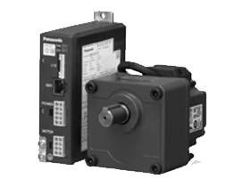 MBMU1E1AB...PANASONIC POSITION CONTROL TYPE BRUSHLESS MOTOR (GP SERIES), 130WATT, SINGLE PHASE, 100V