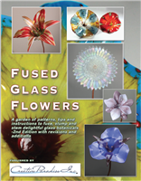 Fused Glass Flowers Book