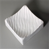 GM221 Wave Texture Square Slump