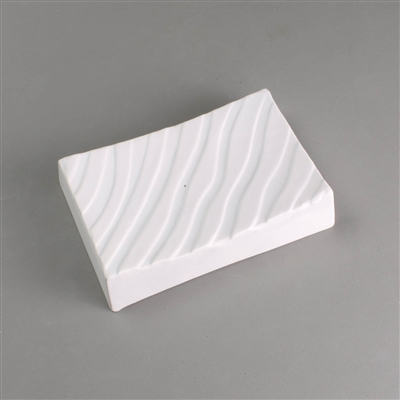 GM222 Wave Soap Dish