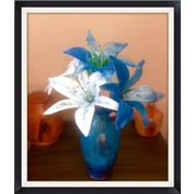 Featured Artist Jack DeNina Fused Glass Lily Tutorial