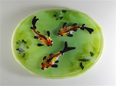 Koi Pond Tutorial