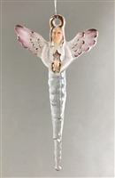 LF174 Icicle Angel Ornament