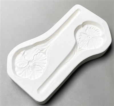 LF212 Pansy and Hibiscus Stake Mold