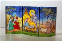 DT34 Nativity Texture Tutorial