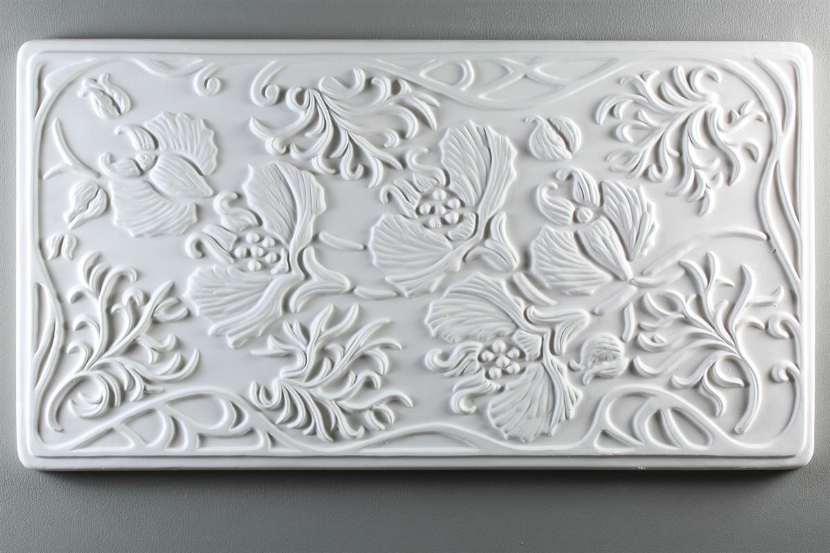 DT14 Art Nouveau Tile
