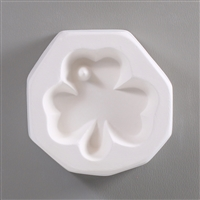 LF105 Large Shamrock Mold