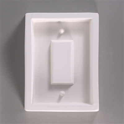 LF119 Lg Rectangle Switch Plate