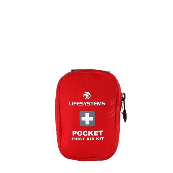 Lifesystems Pocket First Aid Kit Pouch, Zipped