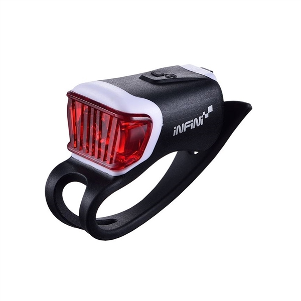 Orca USB rear light, black