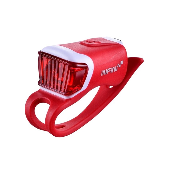 Orca USB rear light, red