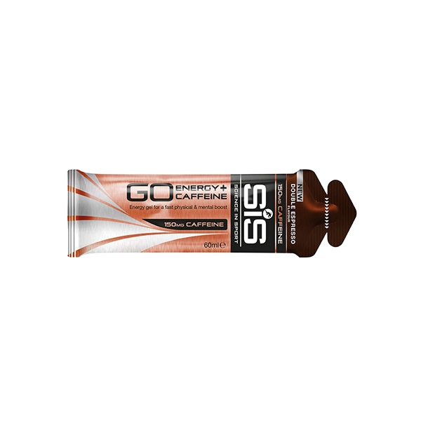 SIS Go Energy + Caffeine Gel Double Espresso 60ml