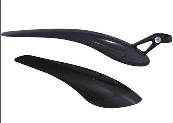 Crud Products: Urban RacePac mudguard pair black