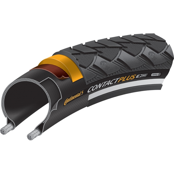 Continental Plus Reflex Tyre