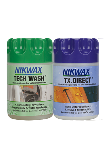 Nikwax - Tech Wash/TX Direct Wash-In - Single dose