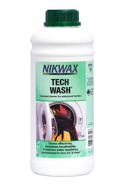 Nikwax Tech Wash (1.0 Litre)
