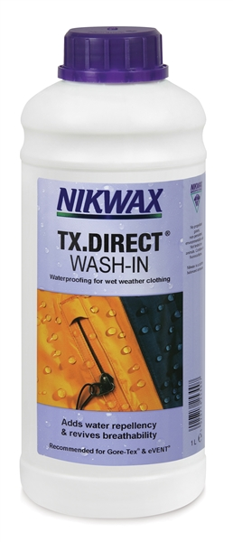 Nikwax TX Direct Wash-In (1.0 Litre)