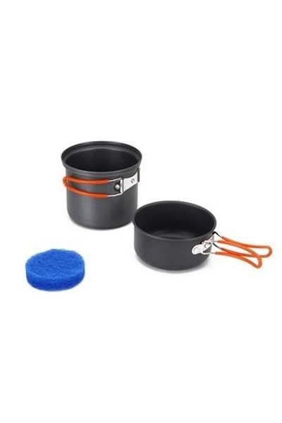 Solo Lightweight Cookware Set