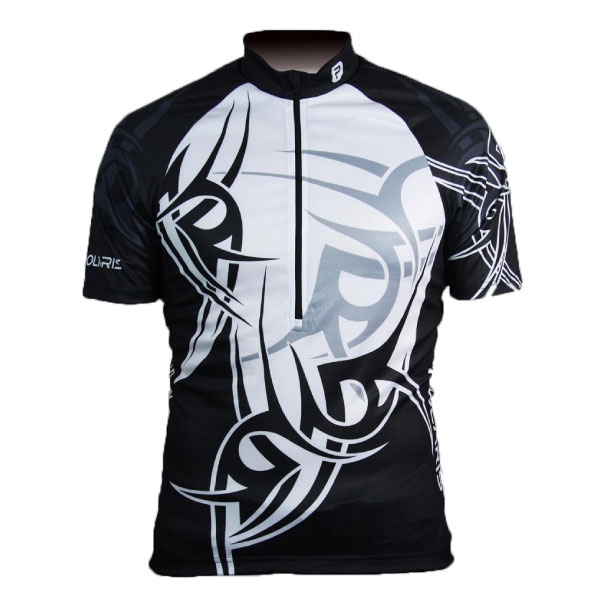 Tattoo road cycling jersey