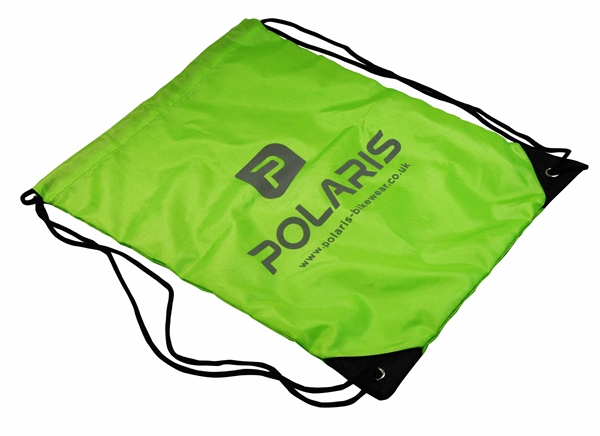 Polaris SHOE BAG, Green, One Size