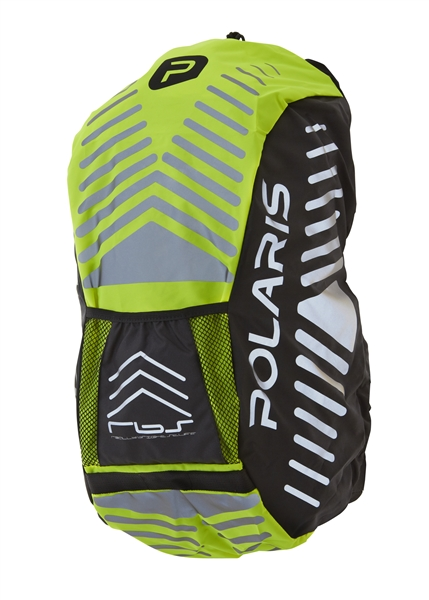 Polaris RBS PACK COVER, Black-Yellow, One Size