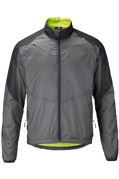 Polaris AM VAPOUR, Graphite-Black-Lime, L