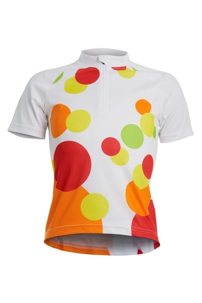 Spot Childrens Cycling Jersey