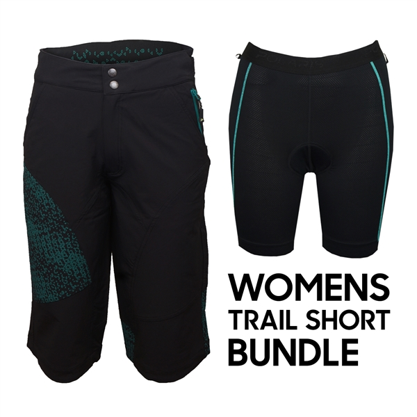 Womens Trail Short Bundle