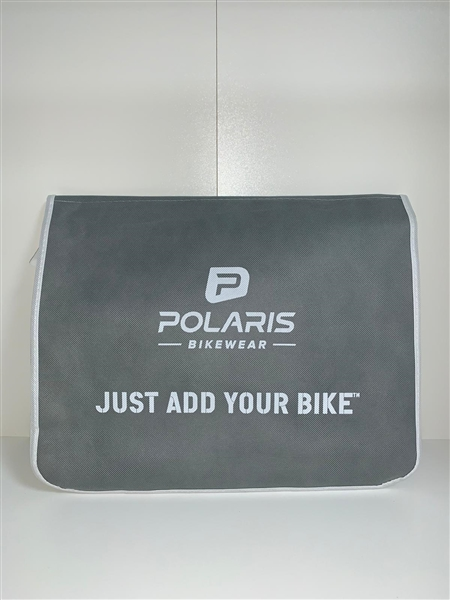 Polaris Promo Messenger Bag, Grey, One Size