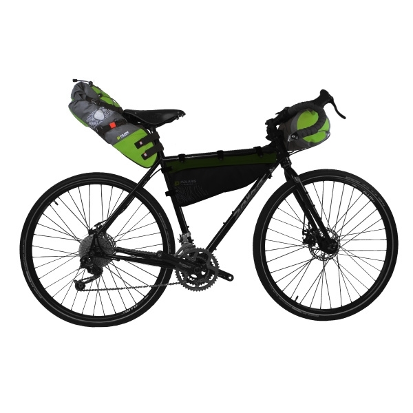 Ventura Seatpack & Handlebar Bag Bundle