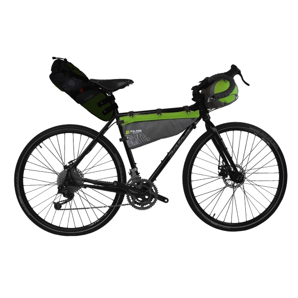 Ventura Framebag & Handlebar Bag Bundle