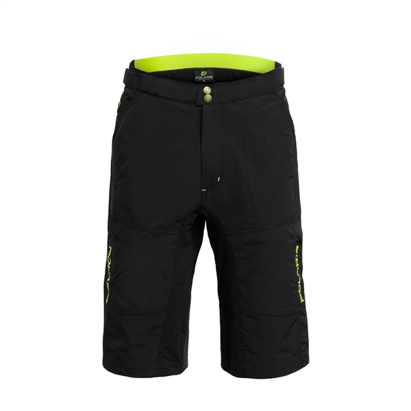 POLARIS BIKEWEAR: AM500 TX REPEL, Black Lime