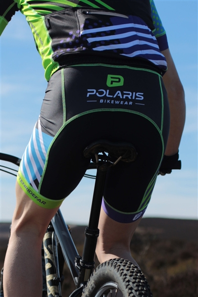 Polaris Bikewear CC Road Bibshorts