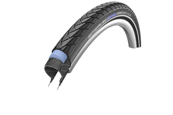 Schwalbe Marathon Plus Reflect Tyre
