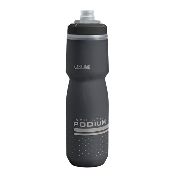 CAMELBAK PODIUM CHILL INSULATED BOTTLE 710ML 2019: BLACK 710ML/24OZ