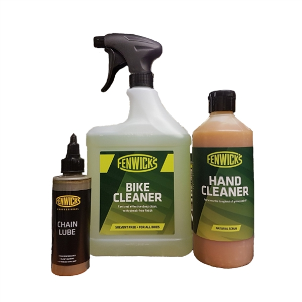 Fenwick's Quick Clean Bundle
