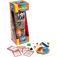 Got Special Kids| Find It Kids World!  It contains hidden items for you to find, conveniently listed on the top of the game. SPIN IT, TWIST IT, SHAKE IT!