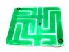 "Got Special Kids|14"" x 14"" Gel Pad Maze for Boredom & Anxiety - 2.2lb"