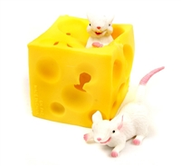 Got Special KIDS|Very Stretchy Mice and Cheese.   Stretchy Mice and Cheese is a fun focus aid and a quiet fidget that doesn't disturb others.